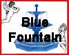 Blue Crystal Fountain