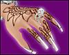 w/ henna