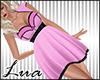 ☽ Pin up Pink Cake