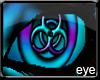 [GEL] Purp/Turq eye