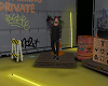 Construction Zone - Neon