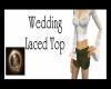 [xTx]Wedding Laced Top