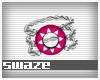 Takeo Pink Bracelet