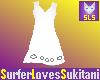 (SLS) Smurfette Dress
