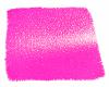 sparkling pink fur rug