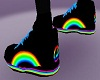 -x- rainbow kicks