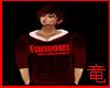 [竜]Famous hoody (Red)