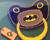 ₲ Batman Pacifier