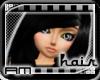 [AM] Freda Black Hair