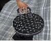 leather fashion purse