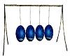 Blue Dragon Swing Chairs