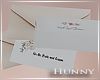 H. Wedding Cards