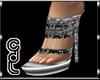 CdL Paradise Sandals [S]