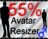 *M* Avatar Scaler 55%