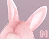 🅜 NEKO: ear bun pink