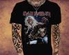 RR| XV Iron Maiden tee
