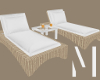 Wicker Lounge Set Req.