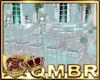 QMBR Wedding Chair Row R