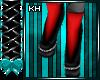 Black Widow Heels