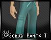 ♂Scrub Pants T