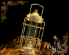 Gold Lantern Hat