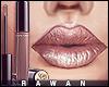 - Creme lipstick -