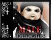 Dark Gothic Baby Boy M
