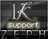 [Z] 1k Support Sticker