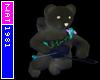 (Nat) Black Cupid Bear
