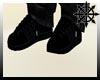 (AR)Black Adidas (M)