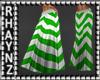 Long Summer Skirt *Green