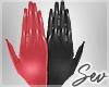*S Puddin Gloves