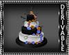 4 Tier Cake Mesh