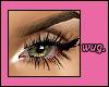 𝙒. > green eye