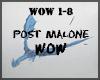 POST MALONE - WOW