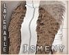 [Is] Fur Shrug Beige