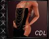 !C* Stella Black Gown