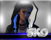 *SK*Blue Ambient Light