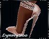 *Tango Blush Heels