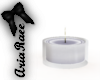 Neutral Slate Candle Tea