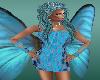 BLOOMINGJOY Flutter Hair