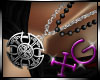 XG Celtic Cross & Beads
