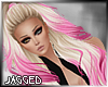Yaritze blond pink