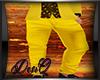 DQ The Guys Yellow Pant