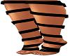 Black Feet Ribbon