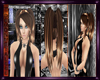 hairstyle brown ligth
