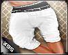 x9..CL*White Short pants