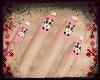 🐼 Satanic Panda Nails