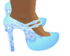 JSS~ BLUE SHOES