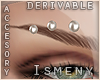 [Is] Brows Piercing -R